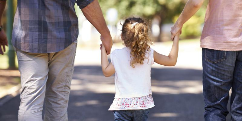 Divorced parents dating with children
