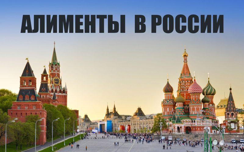 Алименты в России