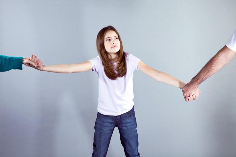 Как подать на развод, если есть ребенок