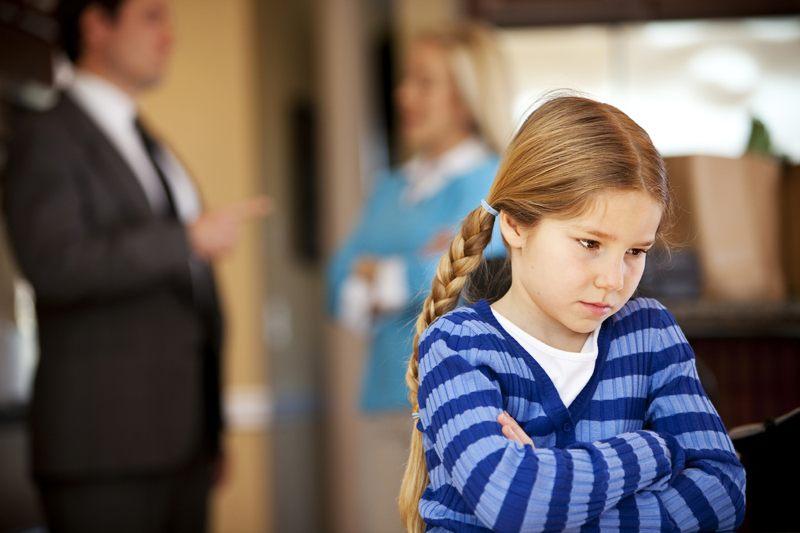 Где должен проживать ребенок после развода?
