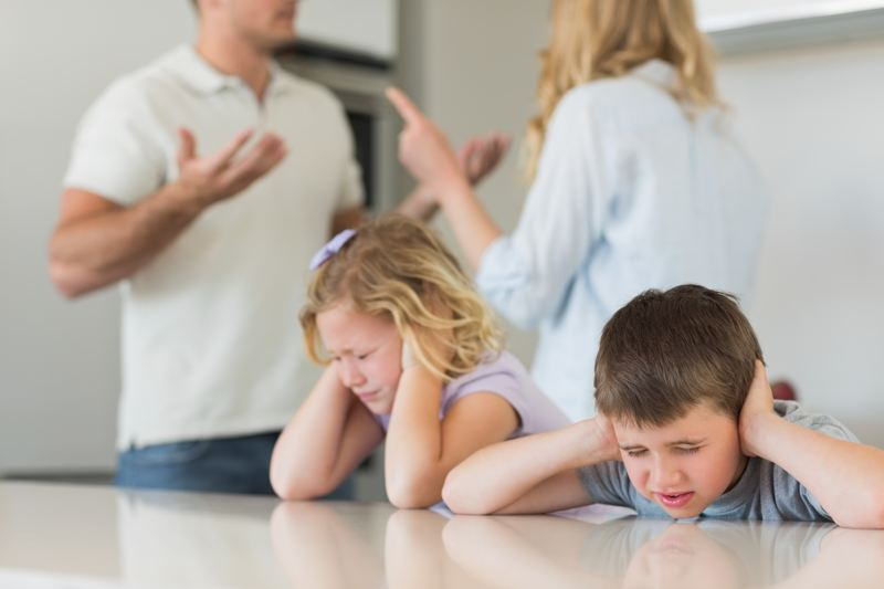 effects of broken family to bsed