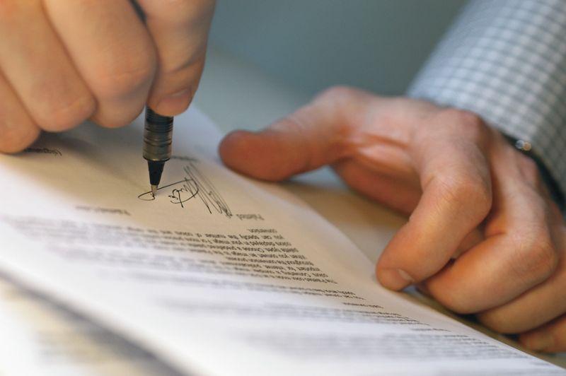 Соглашение об оплате алиментов – самое простое решение при бракоразводном процессе