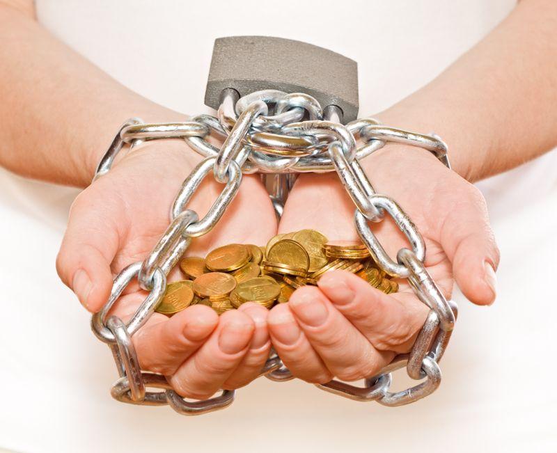 Образуется ли задолженность по алиментам?