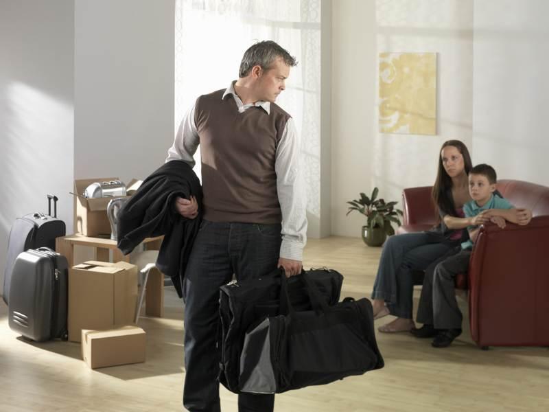 Как пережить период развода из-за измены мужа