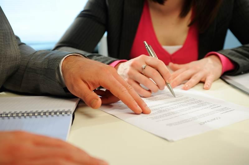 Получение компенсации при разводе